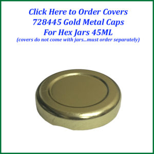 728445-45 ml hex jar caps with ordering text-750