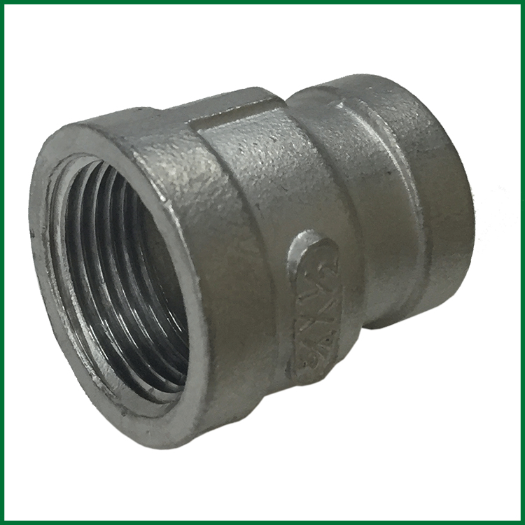 Stainless steel threaded reducing bushings fipt