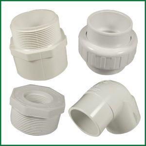 PVC - White
