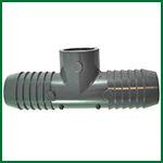 Tee PVC-INS-INS-FIPT-150