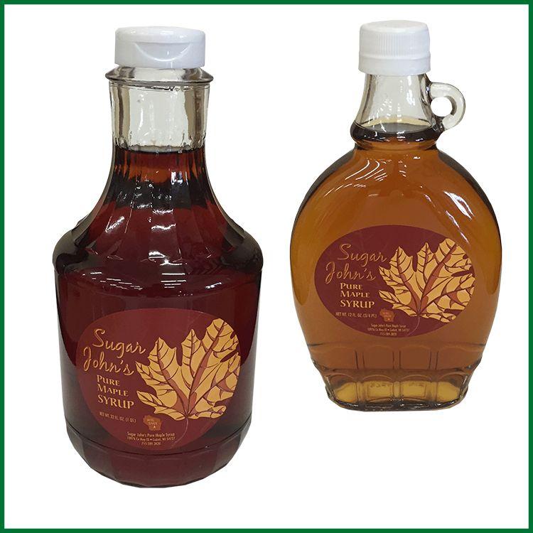 Regular Glass Bottles