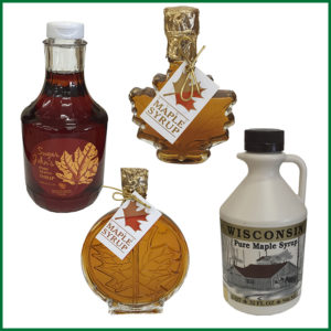 Grade A Pure Maple Syrup
