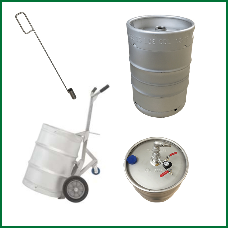 Barrels & Accessories