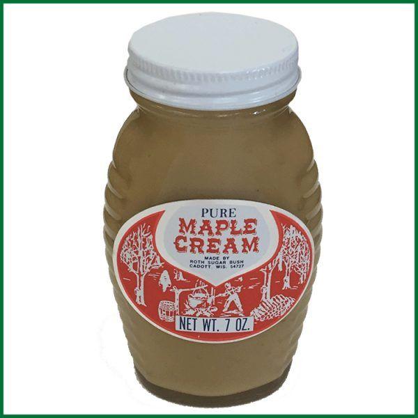 Pure Maple Syrup Cream – Roth Sugar Bush