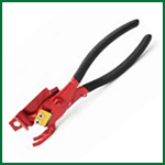 compact insertion pliers-red-150