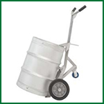 3 wheels ss cart-150