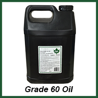 grade 60 oil
