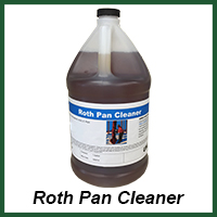 roth pan cleaner