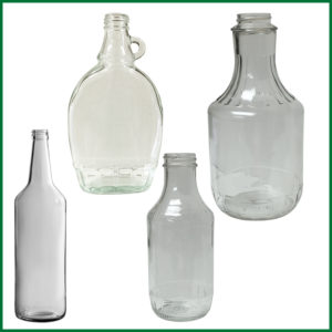 Glass - Flat & Decanter Style