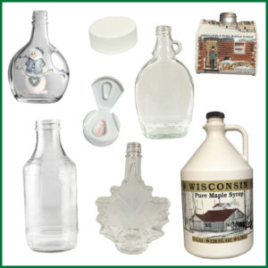 Bottles - Jugs - Covers