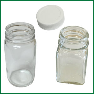 Glass - Sample Bottles