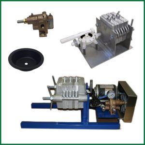 Filter Press & Parts