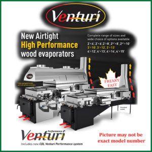 Evaporators - Venturi
