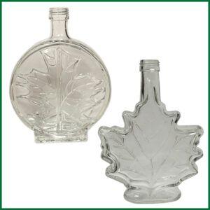 Glass - Maple Leaf - Modern